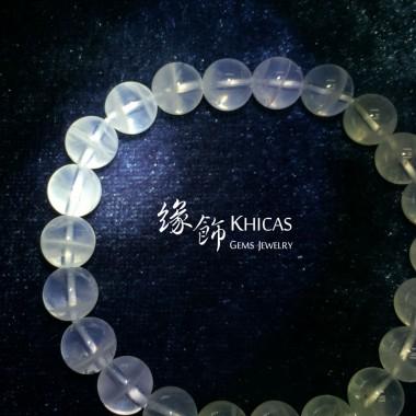 喜瑪拉雅月亮水晶手串 8mm (2)