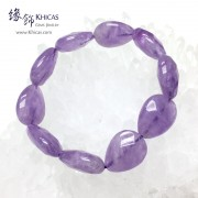 馬達加斯加 薰衣草紫水晶 水滴形手排