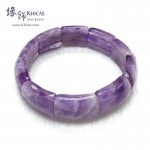 馬達加斯加 薰衣草紫水晶手鐲款手排