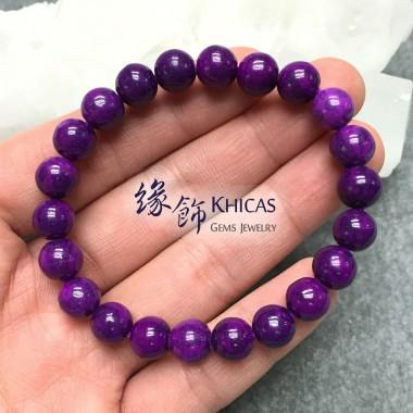 紫石手串 8mm+/-
