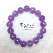 馬達加斯加 4A+ 薰衣草紫水晶手串 12mm+/-