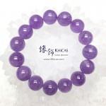 馬達加斯加 4A+ 薰衣草紫水晶手串 14mm+/-