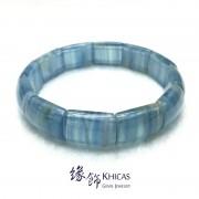 美國 2A+ 藍方解石手排 15x20mm