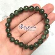 巴西 2A+ 綠髮晶手串 8.5mm