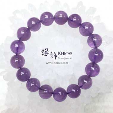 馬達加斯加 5A+ 薰衣草紫晶手串12mm