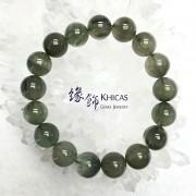巴西 2A+ 綠髮晶手串 12.5mm