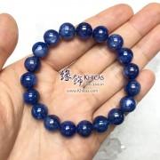 美國 4A+ 藍晶石手串 10.5mm
