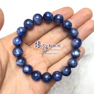 美國 4A+ 藍晶石手串 11.2mm