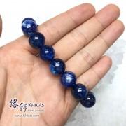 美國 4A+ 藍晶石手串 12.8mm