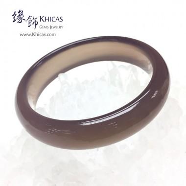 天然 5A+ 紫玉髓手鐲(內徑 ⌀58mm / 1.55)