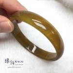 波斯灣瑪瑙手鐲 11.5x4.5mm(內徑 ⌀54mm / 1.45)