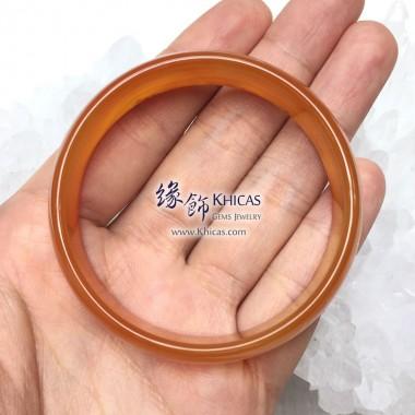 波斯灣瑪瑙手鐲 16x5mm(內徑 ⌀56mm / 1.5)