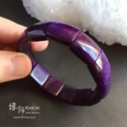 南非 5A+ 皇家紫舒俱徠手排(闊14mm)