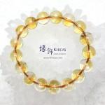 巴西 4A+ 黃水晶手串 12.5mm+/-
