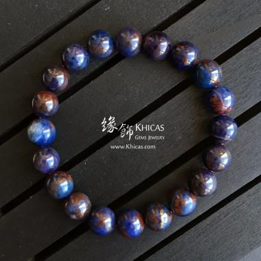 4A+ 南非藍色舒俱徠手串 9.5mm+/-