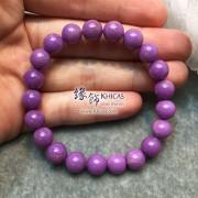 美國 4A+ 紫雲母手串 9mm+/-