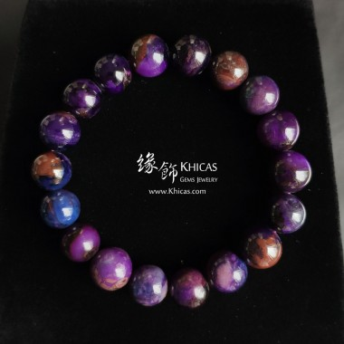 南非 5A+ 紫色舒俱徠手串 11.5mm+/-