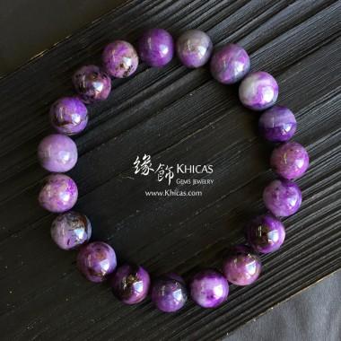 南非 5A+ 櫻花紫舒俱徠手串 10.5mm+/-