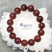 巴西 5A+ 兔毛紅髮晶手串 14.5mm