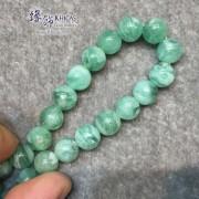 阿根廷 5A+ 綠紋石手串 9.5mm+/-