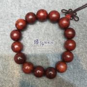 印尼檀香木佛珠手串 15mm