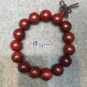 印尼檀香木佛珠 15mm 手串