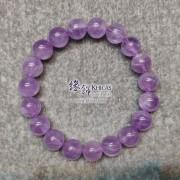 巴西薰衣草紫晶手串 11mm+/-