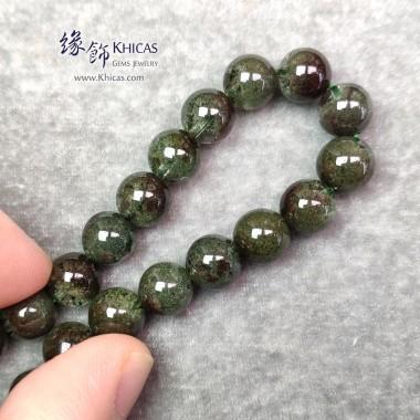 巴西 5A+ 滿盆綠幽靈手串 9.2mm+/-