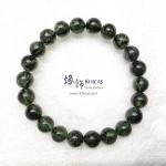 巴西 4A+ 粗髮綠髮晶手串 8.5mm+/-