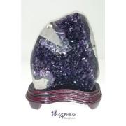 烏拉圭紫晶擺設