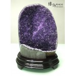 烏拉圭紫晶擺件