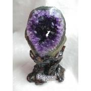烏拉圭紫水晶擺件