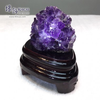 烏拉圭迷你紫水晶花擺設