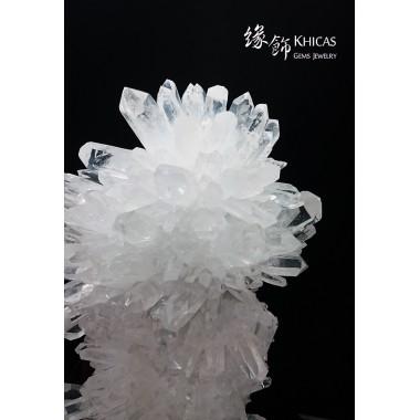 巴西 5A+ 白晶簇