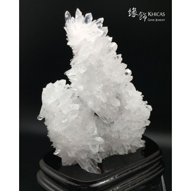 小山峰.巴西 5A+ 白水晶簇