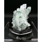 巴西 5A+ 綠幽靈晶簇