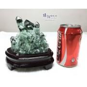 巴西 5A+ 綠幽靈水晶簇