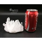 5A+ 巴西迷你白水晶簇