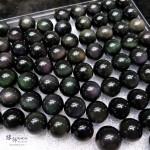 黑曜石水晶球 直徑⌀20mm【每個 $50.-】