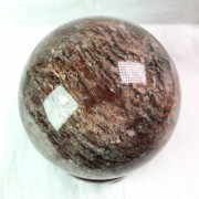 巴西千層綠幽靈水晶球 78.6mm+/-