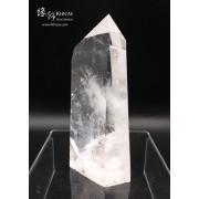 巴西白水晶柱(淨石不連座)