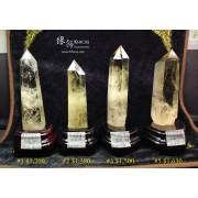 巴西黃水晶柱【多款可選—由$1,200起】