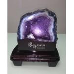 巴西Q版紫晶洞