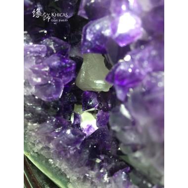烏拉圭迷你紫晶洞