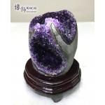 烏拉圭 迷你紫晶洞