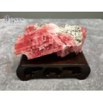 阿根廷紅紋石原石(原礦)擺設(小)