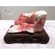 阿根廷紅紋石原石(原礦)擺設(大)