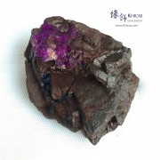 南非皇家紫舒俱徠原礦 / 原石 92x85x50mm