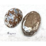 天然瑪瑙聚寶盆連木座 11x12.5x12cm