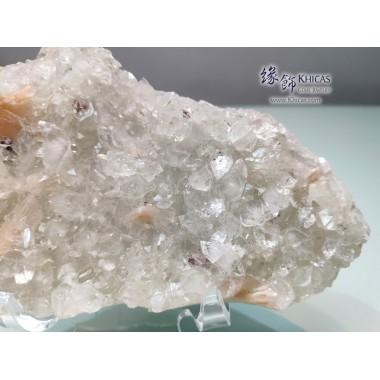 綠魚眼石原石 / 原礦擺件